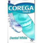 COREGA DENTAL WHITE TBL N30
