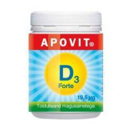 APOVIT D3 FORTE TBL N100