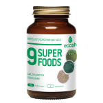 9-SUPERFOODS-SUPERGREEN 500mg N90