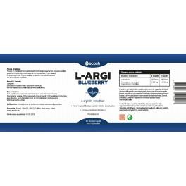 L-ARGINIIN + MUSTIKAS kaps 500mg N90