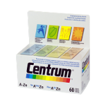 Centrum A-Zn tbl N60