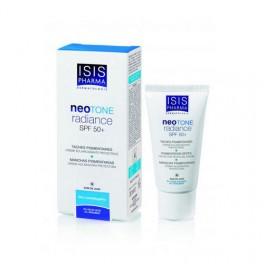 ISIS NeoTONE radiance SPF50+ - pigmendilaikude  ennetamise päevakreem