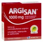ARGISAN L-ARGINIINI TAB 1000MG N60 (ARGIMAX)