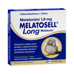 MELATOSELL LONG TABLETID 1,9 MG N60