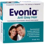 EVONIA ANTI GREY HAIR HALLINEVATELE JUUSTELE TBL N60