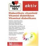 Doppelherz Diabeetikute Vitamiinid N30