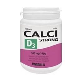 Calcistrong+d3 Tbl N150