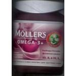 Möller Cardio Omega-3 Caps N76
