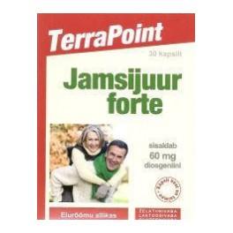 Terrapoint Jamsijuur Forte Caps N30