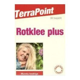 Terrapoint Rotklee Plus N30