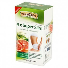 BIG-ACTIVE SUPER SLIM TEE 2G N40
