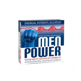 MEN POWER KAPSLID N40
