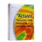 Actavit Kuningakepi Õli Caps 1000mg N60