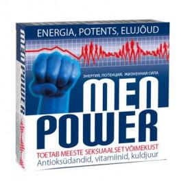 MEN POWER KAPSLID N40