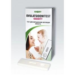 OVULATSIOONITEST PLAAT (KASETT)